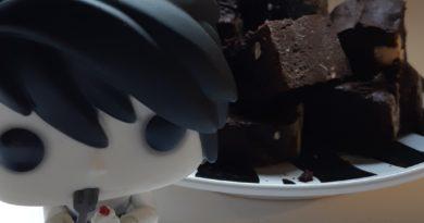 O Pequeno e Rápido Brownie